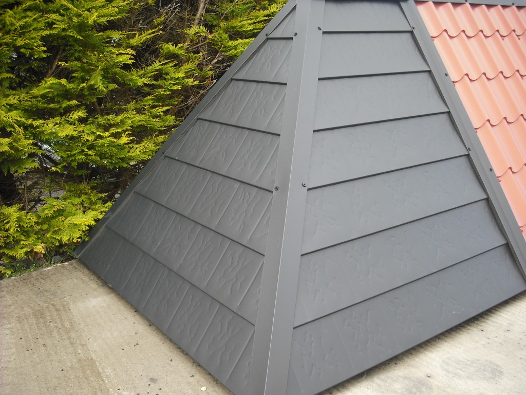 Slate Effect Cladding Gusclad Limited