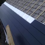 slate effect over slate roof