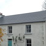 SLATE EFFECT OVER SLATE ROOF