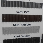 SAMPLES OF CORRUGATED SHEETS