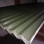 CORRUGATED SHEETS READY FOR COLLECTION