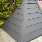 Sample of a Hip Roof In Slate
