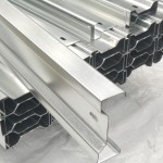 STACK OF PURLINS FOR DELIVERY