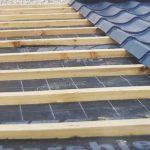 Tile Batten and Tile Wall Flashing
