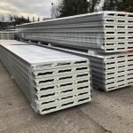 Gusclad Insulated Panel